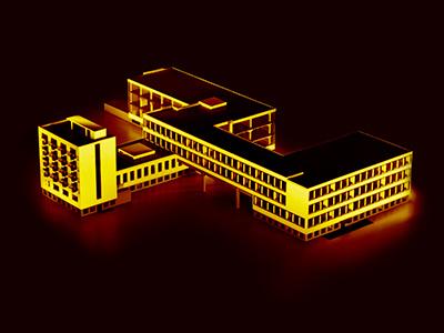 Bauhaus illustration bauhaus vector