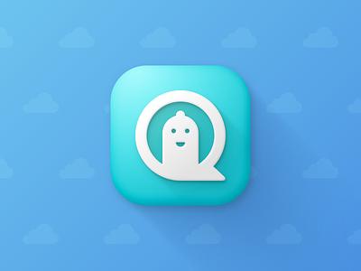 When I'm Bored condom sketchapp sketch ios icon app