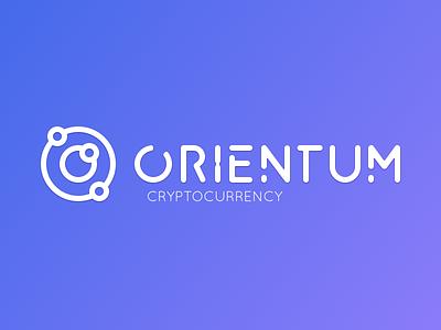 Orientum   Cryptocurrency Platform cryptocurrency brand logo crypto