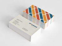 StepWest Business Card