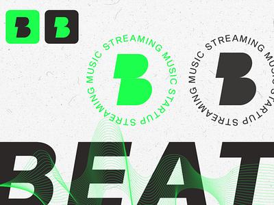 beat logo branding dailylogochallenge logodesign logo