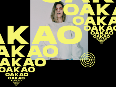 oakao logodesign dailylogochallenge branding fashion logo oakao