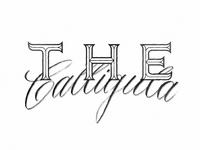 The Calligula Font