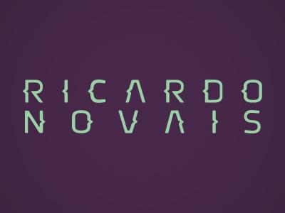 Ricardo novais logo