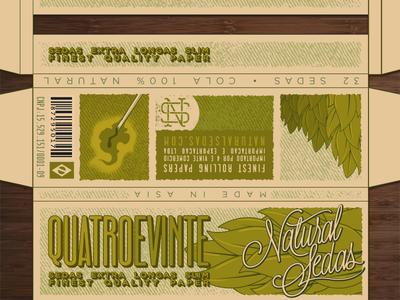 New Natural Sedas Packaging