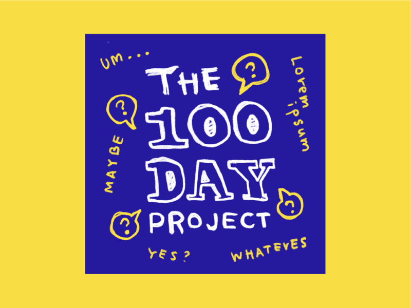 #The100dayProject graphic design the100dayproject illustration