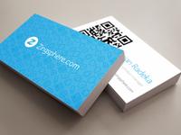 Zingsphere.com Business Card