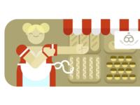 VivifyScrum EDU illustration bakery