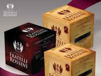 Fratelli Rossini Wine | Bag in Box