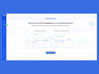 Fresh new feature! animation ui dashboard app feature