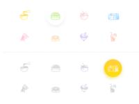 Foods and Drinks Icon