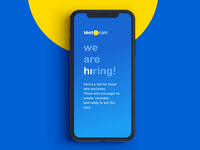 Hiring UI designer tiket.com