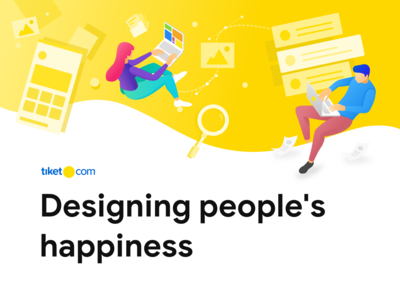 Designing people's happiness