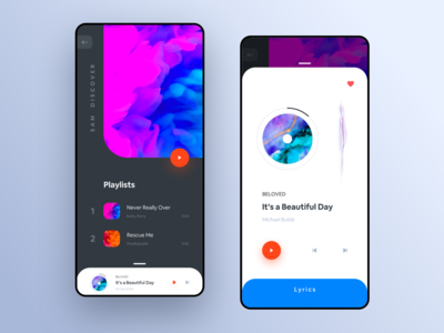 Music Player App 🎶