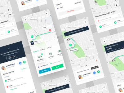 Grab App Exploration #2