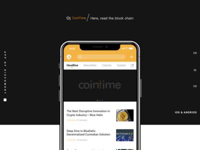 CoinTime-App