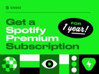 Spotify Premium Subscription
