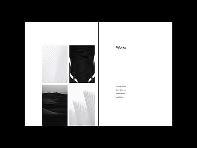Editorial Design Studies Vol. 01 - 10 grid system indesign graphic design editorial design editorial layout layout design minimalist minimalism minimal grid layout grid design grid design