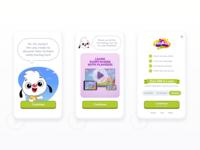 PlayKids App Fast Onboarding