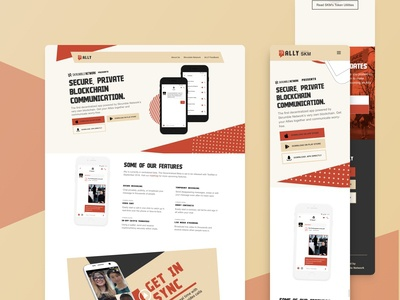 Ally Landing Page 01