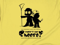 The Monkey and the Mouse T-shirt