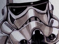 Aluminium Stormtrooper