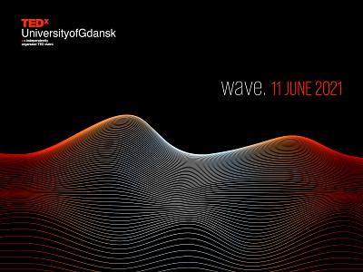 TEDxUniversityofGdansk, Branding & KV kv keyvisual brand identity design brand illustration vector typography brand design branding