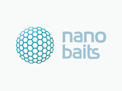 Nano Baits logo nano nanotechnology fishing baits