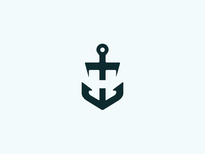 H anchor by nick budrewicz dribbble h anchor thecheapjerseys Images