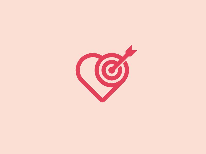 Cupid Logo Happy Valentine S Day By Nick Budrewicz Dribbble