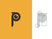 Peep Media - P Logomark & Process
