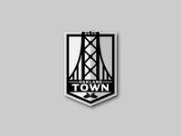 Oakland Town SC Crest