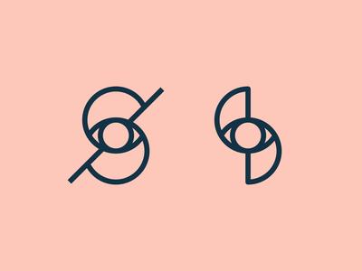 Sight Logo S + Eye