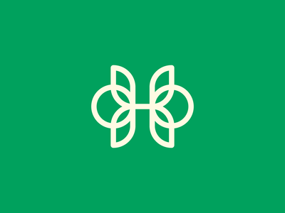 H Flower Logo