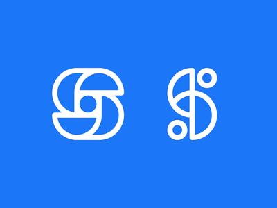 S Logo Exploration