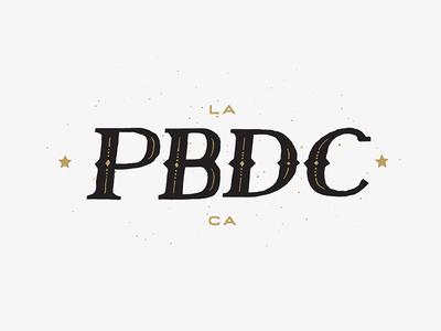 PBDC Logo Design #3