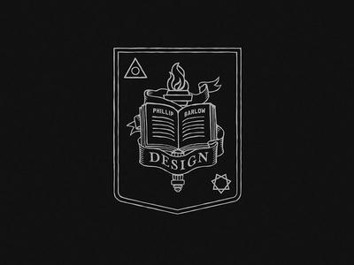 Phillip Barlow Design Co. Logo #3