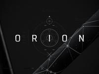 Orion Track Bike Design