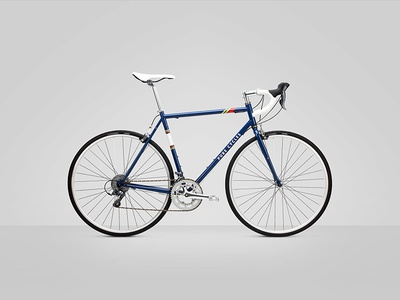 Pure Cycles Road Bike - Bonetta