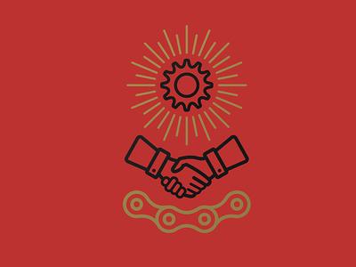 Pure Cycles Secret Society Icon