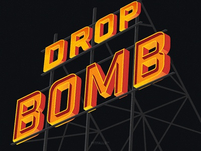 DROPBOMB