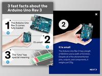Arduino Unto Rev 3 Interactive Module