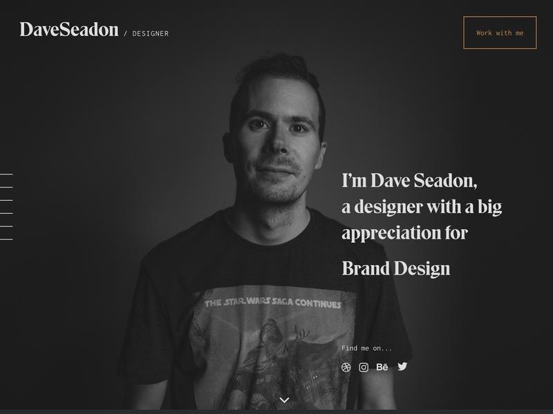 Portfolio Website brand logofolio logo design illustration newport typography branding freelance design portfolio webflow website