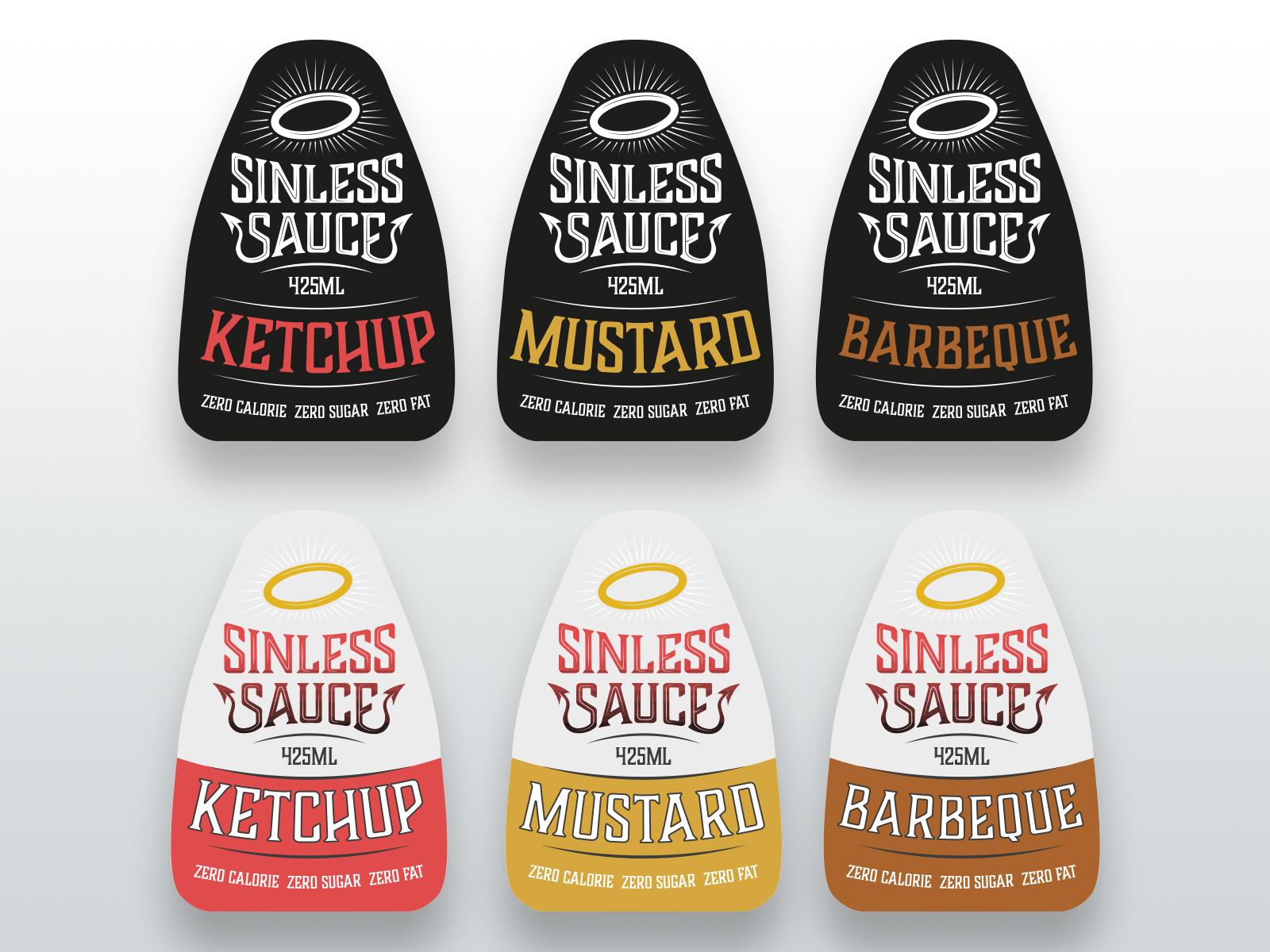 Sinless sauce 3