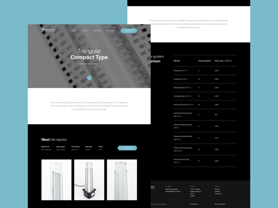 Anatase Pure® product page digital product interaction web design ux typography ui digital branding art direction design