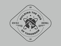 Coderwall / New Relic T-Shirt - Invert