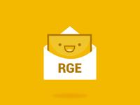 Really Good Emails Logo - Rebound 3