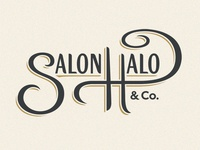 Salon Halo Logo