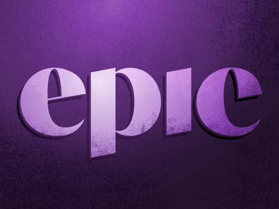 Epic Type 2