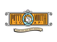 Potty Mouth Soap Logo
